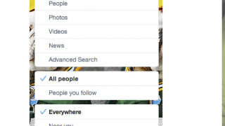 New Twitter Search