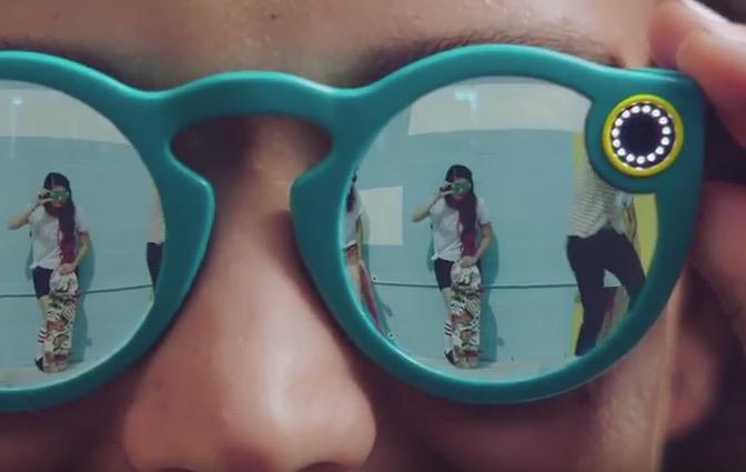 画像2: 先ほどお伝えした通り、米Snap(元Snapchat社)の第一弾プロダクトはビデオ共有サングラス「Spectacles」となる。 米The Wall Street Journalの記事(Snapchat Releases [...] The post Snap社の1stプロダクトは ビデオ共有サングラス「Spectacles」 【@maskin】 appeared first on TechWave テックウェーブ. techwave.jp