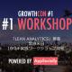 [割引あり] GrowthCon 2014 TOKYO ー 成長戦略を全社的に考える日 by AppSocially  【@maskin】