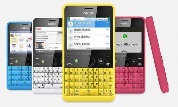 ノキア、「Whats App」ボタン搭載スマホを72ドルで発売【増田 @maskin】
