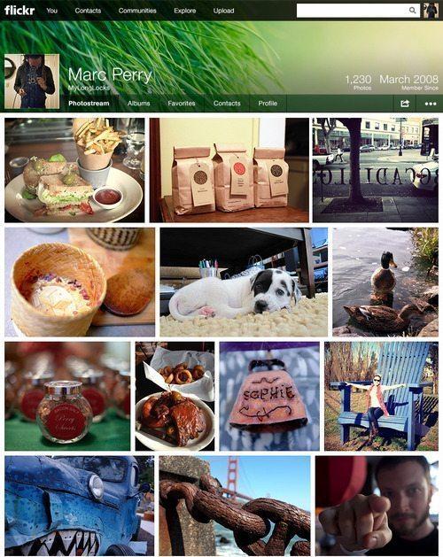 1TB無料提供! 全面リニューアルされた「Flickr」は、米Yahooの新潮流を感じさせてくれるかも 【増田 @maskin】