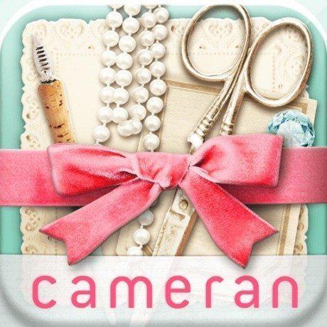 蜷川実花監修の「cameran」がブランド展開、第二弾はコラージュ機能全部乗せアプリ  【増田 @maskin】