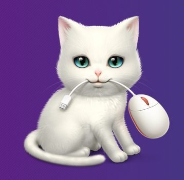 ShortCat、MacOSXのマウスを追い出す猫アプリ 【増田 @maskin】