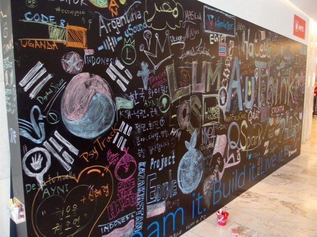 ImagineCup walls