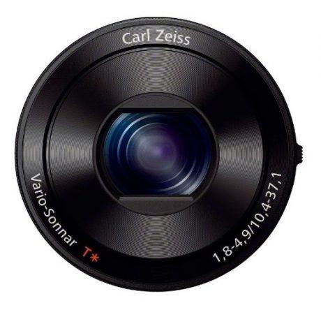 ソニーの本気、スマホから操作するレンズ型カメラとAPIを発表【増田 @maskin】