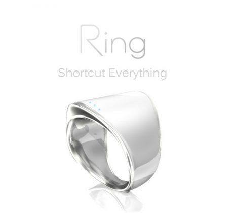 指一本で操作、日本発「Ring」型ジェスチャーデバイスが登場 【@maskin】