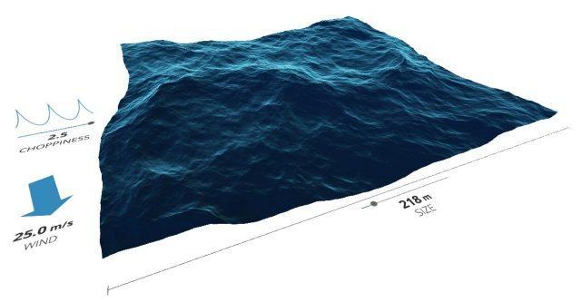 [ここまで来てるウェブ技術] WebGLによる波シミュレーション 【@maskin】