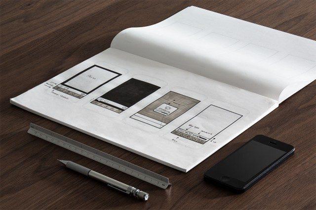 fladdict 深津氏らが手がける 「ペーパープロトタイピング・パッド for SmartPhone」(THE GUILD) 、アプリHackersラウンジ出展者情報 (11)  【@maskin】 #apphackl