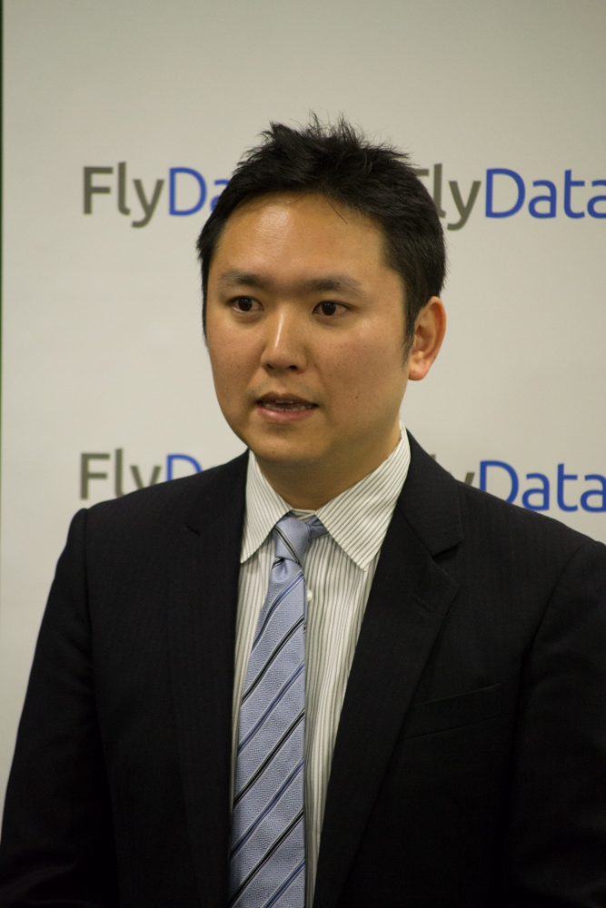 米Hapyrusが「FlyData」に社名変更、日本に本格進出 【@maskin】