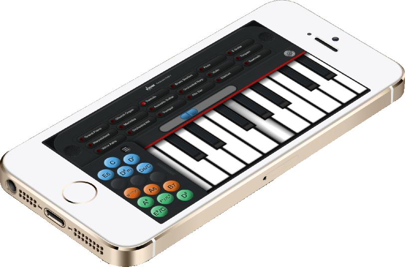 あなたもアナ雪が弾ける、プラスアドの「ピアノ」アプリが完成度高めで登場 【@maskin】
