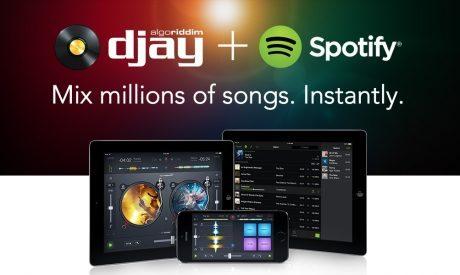 「djay 2」が「Spotify」と連携、数百万曲リミックスの衝撃! そして全く新しい音楽体験の未来へ【@maskin】