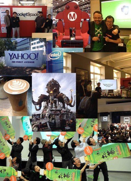 本日開催、熱き日本人が「シリコンバレーの今」を伝えるイベント  【@maskin】