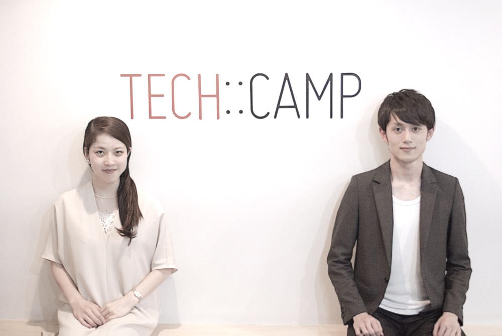 tech::camp様
