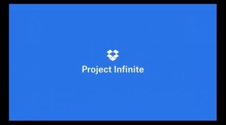 Dropboxの新プロジェクト「Project Infinite」はチーム共有ストレージ問題を解決する  【@maskin】