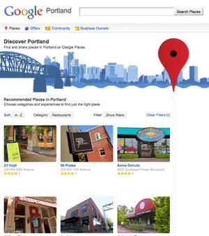 Googleがひっそりと地域ポータルサイト開設準備中【湯川】
