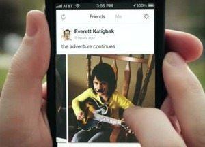「Facebook Camera」が登場、instagram買収効果全開?の新アプリ 【増田 @maskin】