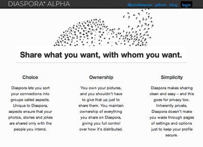 オープンソースSNS「ダイアスポラ」が目指すもう一つの「極」【湯川】