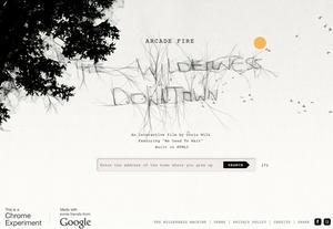 グーグル、HTML5がもたらす全く新しい表現のミュージッククリップを公開 【@maskin】