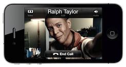iPhoneでビデオ通話可能な「Skype 3.0」が遂にリリース 【増田(@maskin)真樹】