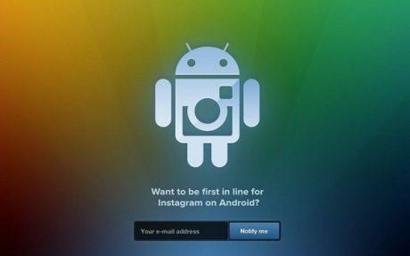 「Instagram」Android版が間も無く公開、事前登録開始 【増田(@maskin)真樹】