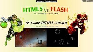 "必見 ""HTML5 vs FLASH"" 史上最大の対決 【増田(maskin)真樹】"