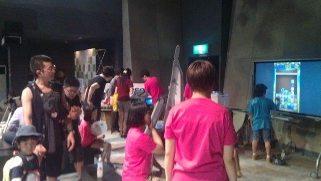 花テックExpo2012開幕【湯川】#hanatech