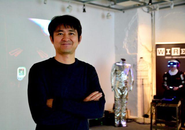 水口哲也氏が見るVR表現の地平、「Rez Infinite」は映像と音楽 そして全感覚をメタ融合する 【@maskin】
