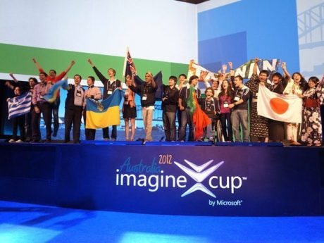 #イマジンカップ 2012シドニー世界大会、日本チーム 2部門で決勝進出  【増田 @maskin】 #imaginecup