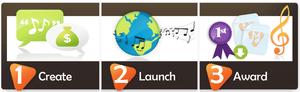 「MusikPitch」音楽コンテストを開催してオリジナル作品を作ってもらおう 【増田(@maskin)真樹】