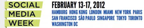 世界同時開催! Social Media Weekが日本初上陸、2月13日~17日に都内各所でイベント 【増田(@maskin)真樹】