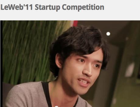 世界最大 Le Web11のスタートアップバトルで「Compath.me」が奮闘 【増田(@maskin)真樹】