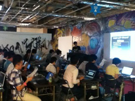 福岡で開催されたテクノロジーとクリエイティブの祭典「明星和楽」がなんでもアリな件【湯川】