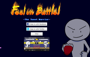 Twitterで好感度のリアルタイム対決 Feel on Battle!は高機能を無駄に利用?【湯川】