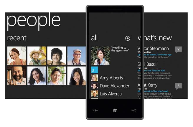 Windows Phone 7の3つの特徴と3つの課題