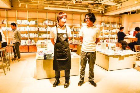 書店スタートアップ「BOOK LAB TOKYO(ブックラボトーキョー)」は25日の開店に向け準備中 【@maskin】