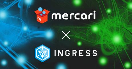 メルカリ、「Ingress二次創作物」の公式販売可能に【@maskin】