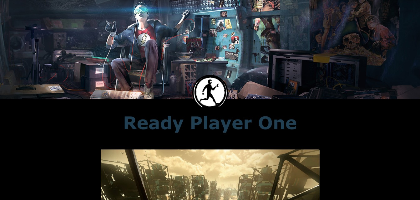 VR小説の決定版、日本人必読「Ready Player One」 【@maskin】