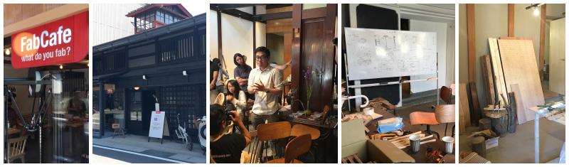 アメリカのデザイン学校、Parsonsの学生が挑戦する、日本の伝統文化とIoTのコラボレーション