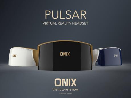 「Onix VR Pulsar」4K映像でリフレッシュレート120Hz、モジュール型 新興HMDが2017年に登場 【@maskin】