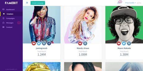 YouTubeが米FameBitを買収、人気YouTubeクリエイターのインフルエンサーマーケティング活用強化 【@maskin】