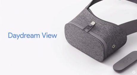 GoogleハイエンドVRヘッドセット「Daydream View」は11月発売【@maskin】 #madebygoogle