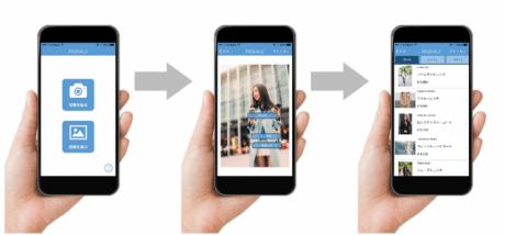 人工知能でコーデ写真から商品を探してくれるアプリ「PASHALY(パシャリィ)」公開、サイジニアがビジュアルコマースに賭けるその理由とは @maskin