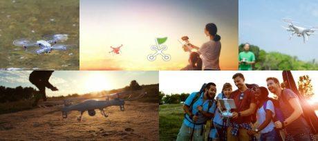 ドローンを飛ばせる場所を検索可能に、drone market β版とスペースマーケットが連携