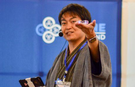 千葉功太郎氏、完全自律ドローン前提社会に向けスタートアップ特化型投資ファンド「Drone Fund」設立