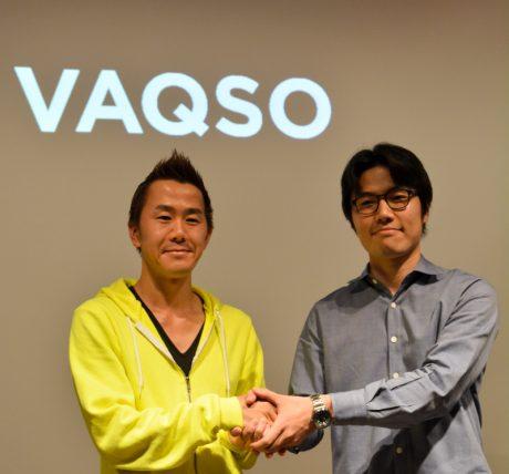 VR匂いデバイス「VAQSO」が研究系VCからラブコール