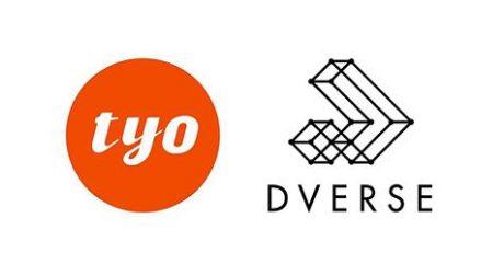 DVERSE (ディヴァース)、TYOから40万ドルの資金調達