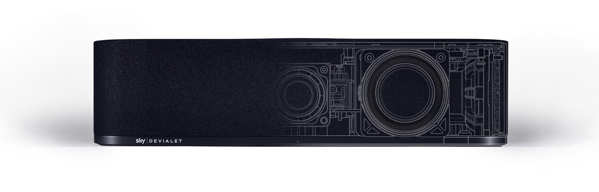 TVセットトップボックスに最高の音響システム、仏DEVIALETが英ISPにスピーカー技術をライセンス