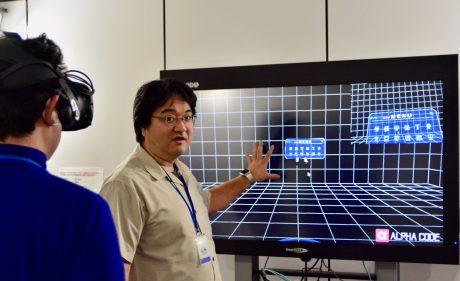 360度VR動画の直感操作CMS「VRider DIRECT」登場、アルファコードが発表