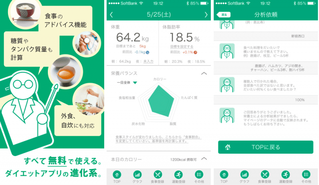 食事写真を精度8割超で識別する技術を確立、ヘルスケアアプリ「カロミル」運営