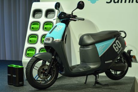 スマートバイク「Gogoro」が日本参入、石垣島でシェアバイク事業を実証運用へ